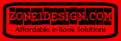 Cover design and ebook formatting by Zone 1 Design