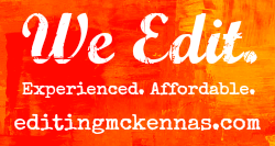 Experienced, affordable editors at editingmckennas.com